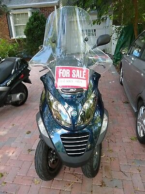 2009 Piaggio MP3 400 NO RESERVE  pymnt plan, delivery &/or storage incl