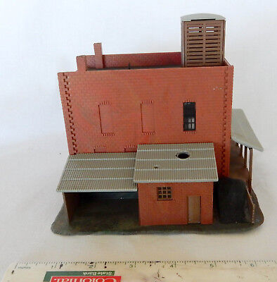 For Model Train Collectors...building...factory