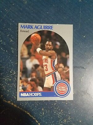 1990-91 Hoops Basketball Base Singles #1-368 (Pick Your Cards)