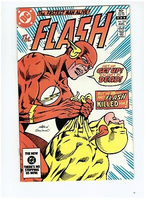 Flash (1959 series) #324 in Very Fine Plus condition