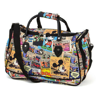 NEW Disney Comic Duffle Bag