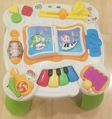 Leap Frog Learn & Groove Infant Musical Activity Table English/Spanish