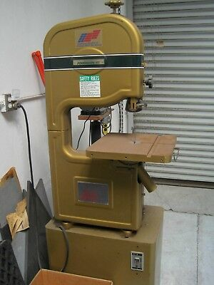 """Powermatic 14""""Metal Cutting Bandsaw #143 ... 110 volt... very good condition"""