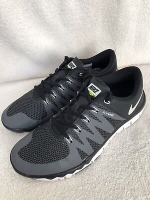 buy popular a5488 7c862 NIKE Free Trainer 5.0 V6 Running Training Shoes Black 719922-010 Men s Size  US 8