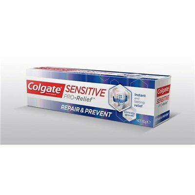 2x or 3x Colgate Sensitive Pro Relief Repair & Protect Paste 110g. From $7.25ea