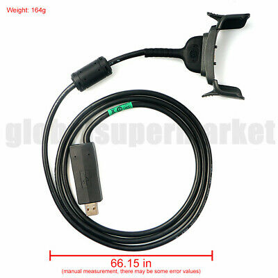 USB Charging and Comm Cable (25-102775-02R) for Symbol MC70 MC7004 MC7090 MC7094