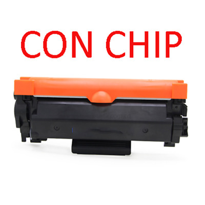 Toner Compatibile Per Brother Tn-2420 (3000)Dcp L2530Dw, Mfc-L2710Dn/W-Con Chip