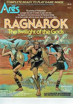 Ares - Number 8 - Ragnarok - The Twilight of the Gods