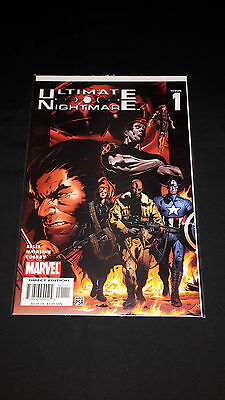 Ultimate Nightmare #1 - Marvel Comics - October 2004 - 1st Print - X-Men