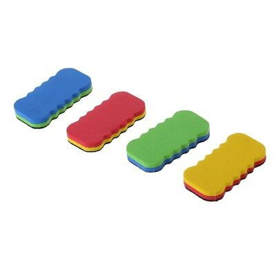 1 PC Colorful Whiteboard Eraser For Dry Board Multi Color Office School Supply