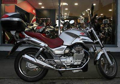 2005 Moto Guzzi Breva 750 with EXTRAS at Teasdale Motorcycles, Yorkshire