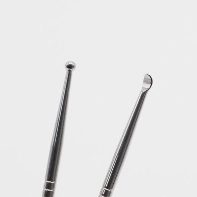 Dental Stainless Steel Oral Care Tonsil Stone Removal Pick Tonsillolith Tool