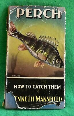 Perch - How to Catch Them.  Kenneth Mansfield