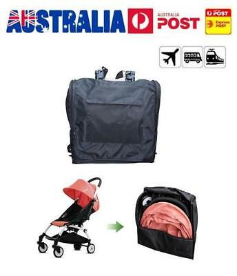 Gate Check Pram Travel Bag Umbrella Buggy/Stroller/Pushchair Waterproof Cover AU
