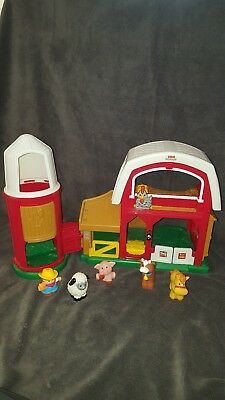 Little People Bauernhof von Mattel Fisher Price