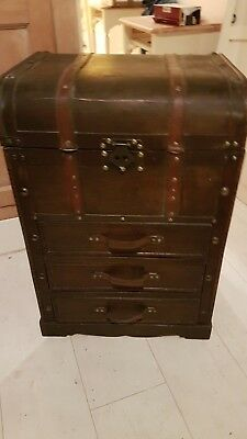 Chest Antique style with drawers Unique shabby chic pick up London or Hastings