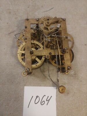 Welch  Parlor Clock Movement 30 Hour