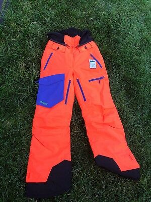 Bergans of Norway Oppdal Women's Ski Trousers, Blue, Size Small new with tags