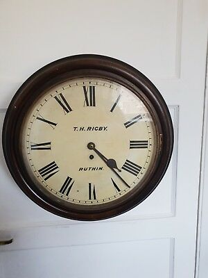 Good Fusee Wallclock