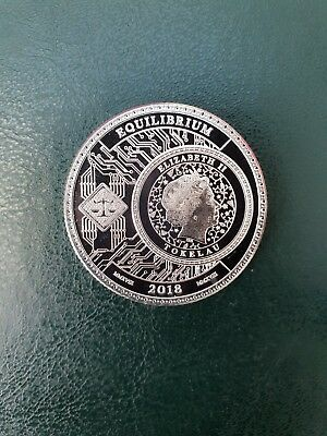 one ounce silver coin enlightened