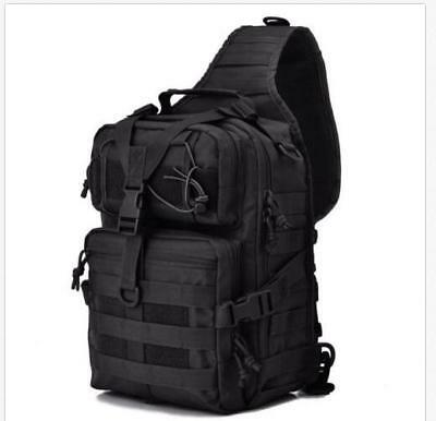 Military Tactical Bag Men Shoulder Bag Messenger Bags Hamburg Sling Chest Pack