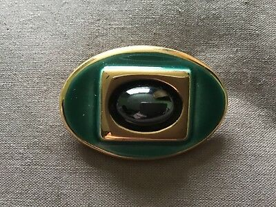 Beautiful Vintage Art Deco Style Pin Brooch