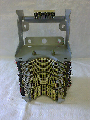 GPO Strowger Selector Bank