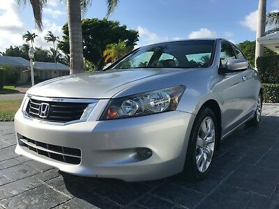 2008 Honda Accord EX-L V6 2008 Honda Accord