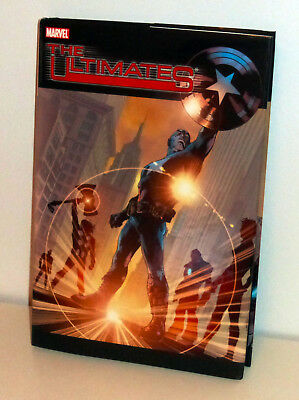 THE ULTIMATES Volume 1 Hardcover - Marvel Ultimate Avengers 2002