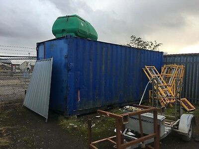 20ft Shipping Container, Not Lockable, Cardiff