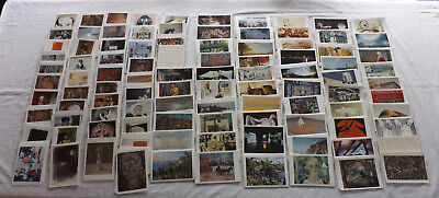 CLEARANCE Job Lot x 1000 Art Postcards 100 Different Pictures 4.5kgs NEW PC467