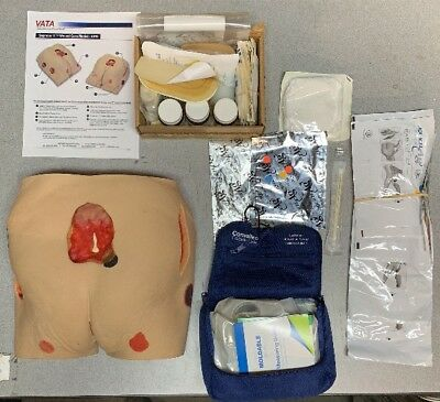 Seymour II Wound Care Anatomical Model 0910 Medical Education Vata