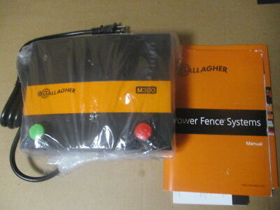 Gallagher Fence Energizer M300