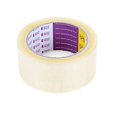 Clear Strong Parcel Packing Tape Cartoon Sealing Sellotape 48MM X 66M 1 Tape