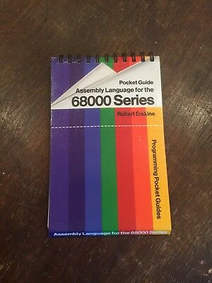 Motorola 68000 Assembly Language Reference Book