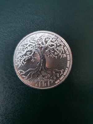 one ounce silver coins tree of life