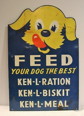 Ken L Ration Feed Sign