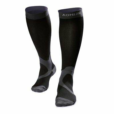 Compression Socks Men Women Athletic Stockings for Sports Running TQ