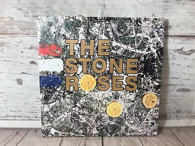 The Stone Roses Music Album Legends Canvas Picture Wall Art Ready To Hang New