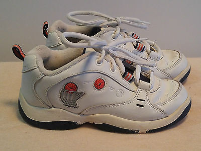 Toddler Boys Stride Rite Basketball and Sneakers Shoes Size 11.5W