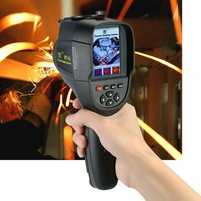 HT-18 Infrared Thermometer Handheld Thermal Imaging Camera IR Thermal Imager D8