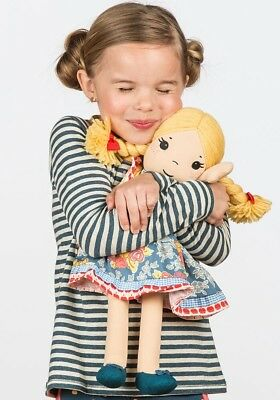 Matilda Jane Sunny Doll New In Bag SOLD OUT Christmas Gift