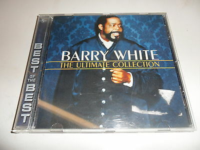 CD  Barry White - Barry White-the Ultimate Collection