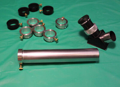 Unitron 128-160 Telescope Focuser Adapters
