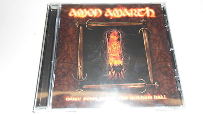 CD  Once Sent from the Golden Hall von Amon Amarth