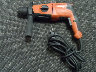 HILTI TE 2-M Dual Mode Corded SDS Rotary Hammer -Very Good Condition-