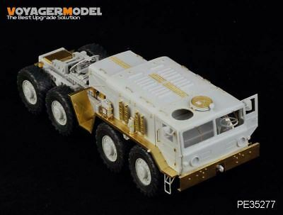 Voyager PE35277 1/35 Russian MAZ-537G (Mid Production) (For TRUMPETER 00211)
