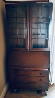 Antique Writing / Bookcase Bureau