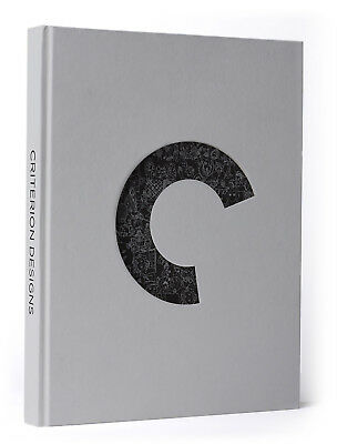 Criterion Designs by The Criterion Collection [Hardcover Book] New and Sealed!!