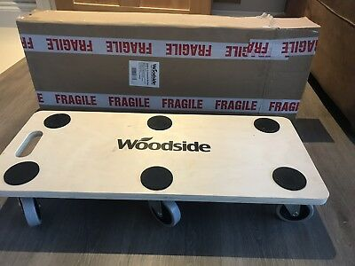 Wooden Trolley For Moving